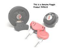 Gilera Runner 50 SP PureJet 125 VX/ST 200 VXR/ST Genuine Lock Set Kit 2006-2013