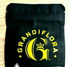 Lemonade Grandiflora Black 3.5g x25 Mylar Bag SmellProof/HeatSealable With Label