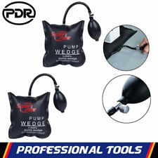 2x Air Pump Wedge Automotive Bag Clamp Shim For Car Door Window Lock Opener Tool