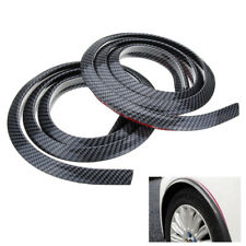 2pcs Universal Flexible Car Fender Flares Extension Wheel Arches Strip Protector