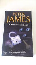 Peter James - Tu ne m'oublieras jamais - Fleuve Noir
