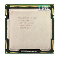 Intel Core i3-550 3.20GHz 4M Socket 1156 Dual Core CPU Processor SLBUD LGA1156