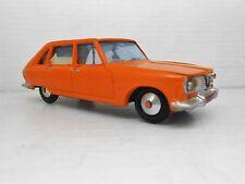 1395 COCHE RENAULT 16 METOSUL NARANJA METAL MODEL CAR 1/43 1:43 MINIATURE