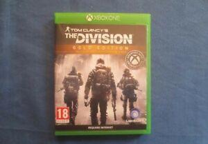the division xbox one como nuevo