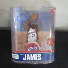 2007 Mcfarlane LeBron James Cavaliers White Jersey