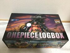 New! ONE PIECE LOGBOX Marin Ford Second Edition Mega House Japan Authentic