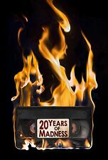 20 YEARS OF MADNESS MANIFESTO JERRY WHITE JR. JOE HORNACEK JOHN RYAN RIVERA