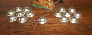 GROUP 15 BARCLAY  HELMETS~ALSO USED AS HUBCAPS  TOY CARS BANDAI ETC...