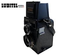 Lubitel 166B Vintage TLR 120 Medium Format Film Camera. 1970's   -Pristine-