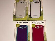 Pure Gear Slim Shell Case for Samsung Galaxy S3 SIII ETUI MINCE FUNDA DELGADO