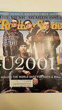ROLLING STONE magazine #860  U2 cover  Linkin Park  Smashing Pumpkins