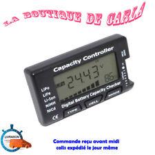 Cellmeter 7 Testeur,Équilibreur,Batterie Accu,checker Lipo/LiFe lipo voiture RC