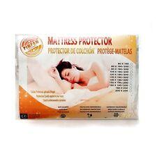 Protector de Colchón Impermeable Transpirable 150X190/200. Cubre colchón Adulto