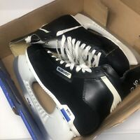 Bauer Supreme Classic New 100 Hockey Ice Skates Size 12