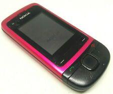 Nokia C2-05 - Pink (Unlocked) Cellular Slider Mobile Phone