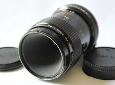 【NEAR MINT】 Canon NEW FD NFD 50mm F3.5 Macro Manual Forcus Lens from Japan #1235