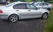 BMW E46 318i 2001 buoni MOTORE M43 O/S Destro rompendo PER RICAMBI N/S rimasti TITAN