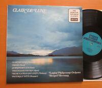 SPA 570 Clair De Lune Bernard Herrmann Debussy Ravel etc NEAR MINT Decca Holland