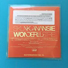 SKUNK ANANSIE - Wonderlustre - RARE 2010 PROMO CD
