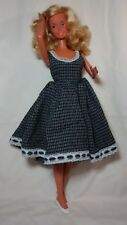 "Party Dress For 18"" Mattel SUPERSIZE Super Size Barbie, Quality Made Clothes"