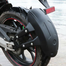 1PC Motorcycle Bike Modified Rear Fender Mudguard License Plate Splash Guard