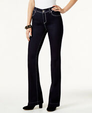 INC Int. Concepts New Curvy-Fit Flared Jeans Size 8 MSRP $79.50 #2D 39 (8)