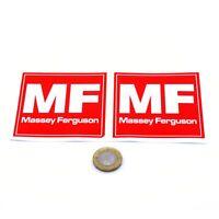 decals Massey Ferguson 8200 series bonnet stickers