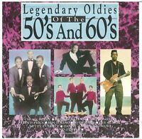 Legendary Oldies of the 50's and 60's CD