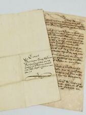 "Niederlande 1665 ""Extract der königl. Hofkammer"", Chatham (Raid on the Medway/To"