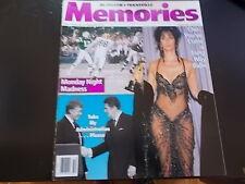 Sonny & Cher - Memories Magazine 1990
