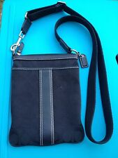 Coach small Crossbody phone/tablet bag