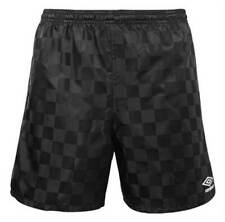"Umbro Men's Classic Checkerboard Shorts Athletic 8"" Inseam 4 Colors UUM1UA3X"