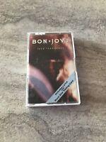 Bon Jovi ~ 7800 Fahrenheit ~ Cassette Tape