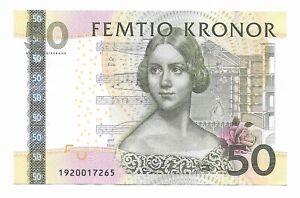 Sweden 50 Kronor
