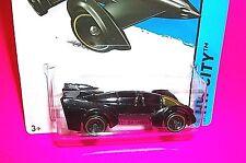"""HOT WHEELS  """"BATMAN LIVE"""" BATMOBILE Diecast Car HW City MIP"""