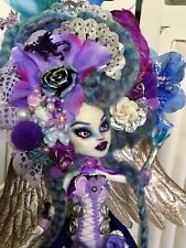 Ooak Monster High Repaint Custom catrine