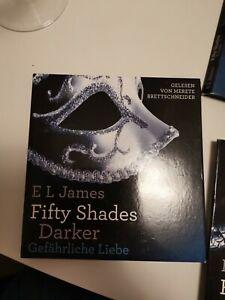 Fifty Shades of Grey 1 bis 3 von El James Hörbuch Cds