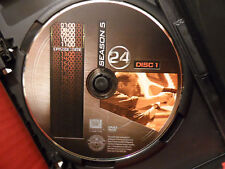 24 Season 5 DISC ONE ONLY DVD