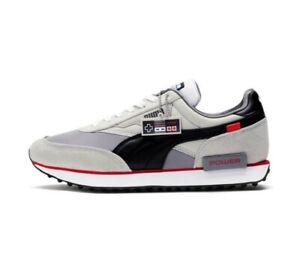 Puma Future Rider Nes - Gray / 38019701 / Shoes Sneakers