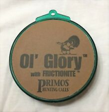 Vintage Primos Ol' Glory with Frictionite Turkey Call