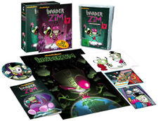 Invader ZIM (Complete Series) NEW PAL Cult 8-DVD Set Steve Ressel Andy Berman