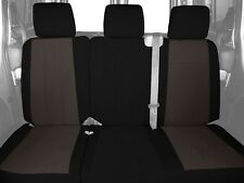 Seat Cover Rear Custom Tailored Seat Covers NS227-03NN fits 13-16 Nissan Sentra