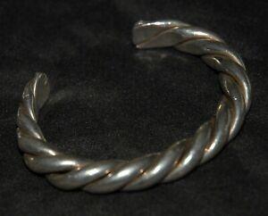 SILPADA - B0014 - Twisted Sterling Silver Cuff Bracelet