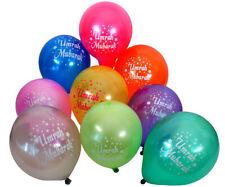 Ballons de fête ovales pour la maison