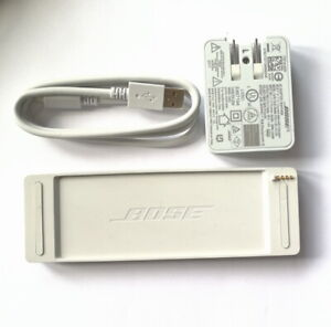For BOSE-SoundLink Mini II Charging Cradle + charger + cable 416912 5V 1.6A