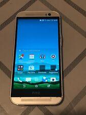 HTC One M8 - 16GB - Glacial Silver (Unlocked) Smartphone