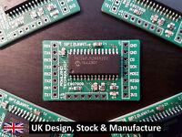 SPI to 4 x UART Bridge MULTIUART SPI2UART version2