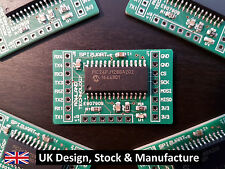 SPI to 4 x UART Bridge MULTIUART SPI2UART version2
