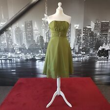 SAMPLE LACE UP DRESS (Clover-Size 10) Ball, Prom, Pageant, Cruise, Bridesmaid