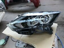nissan quashqai 2014 - 2017 full led headlight uk spec  LH